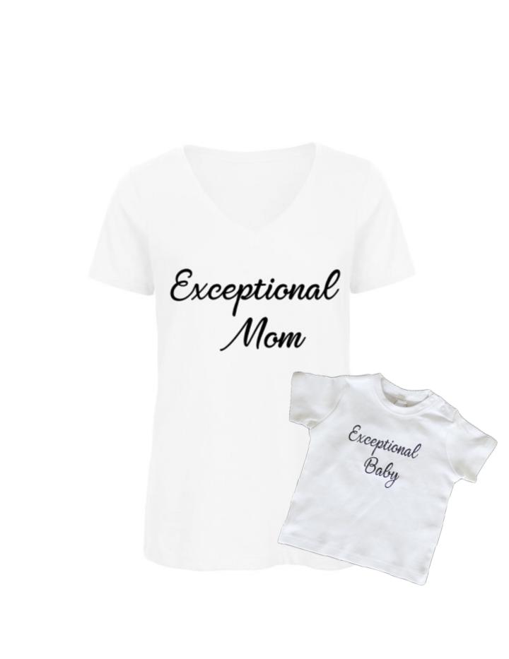 Winactie Exceptional Mom & Baby set